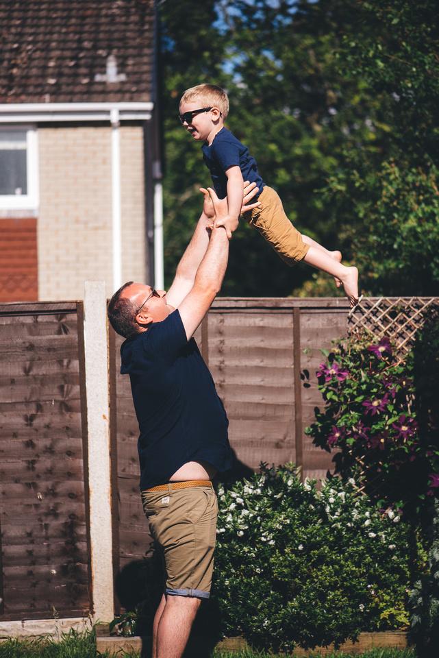 SHROPSHIRE FAMILY LIFESTYLE PHOTO SHOOT