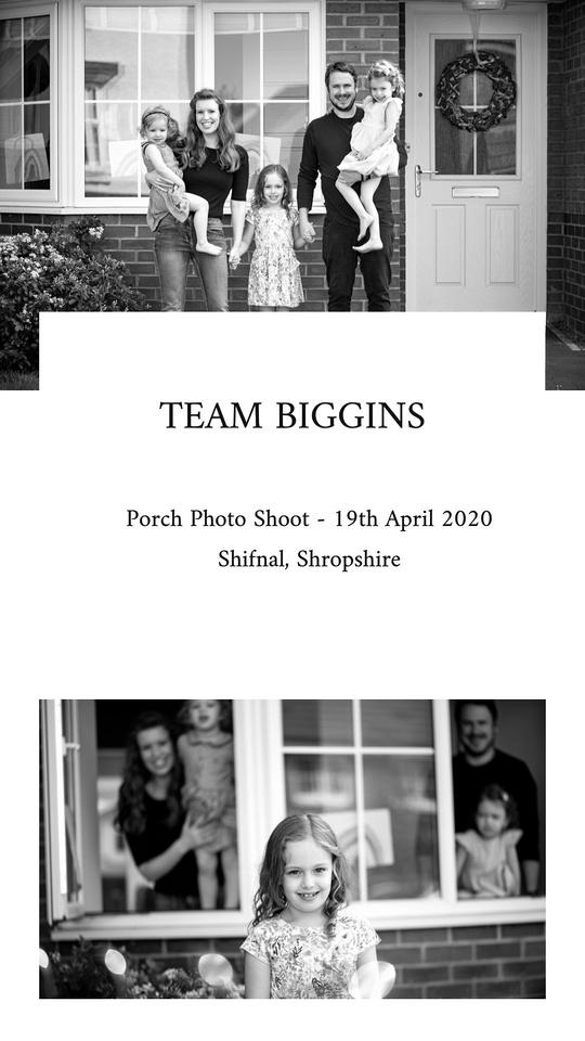 PORCH PHOTO SHOOT SHIFNAL SHROPSHIRE PHOTOGRAPHY LOCKDOWN